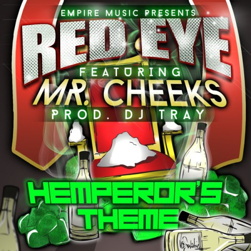 HemperorsTheme 650 500x500 Red Eye x Mr. Cheeks   Hemperors Theme (Prod. by DJ Tray)