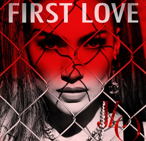 Jennifer Lopez First Love Cover Art Jennifer Lopez   First Love (Cover Art)