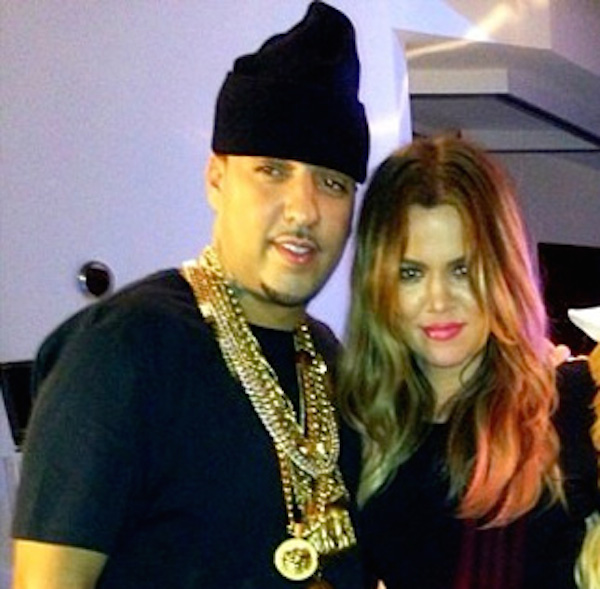 Khloe Kardashian dating French Montana Is French Montana Dating Khloe Kardashian???