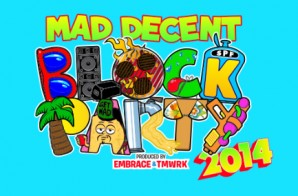 OutKast, Action Bronson, A$AP Ferg, Chance The Rapper & More Headline Mad Decent Block Party 2014