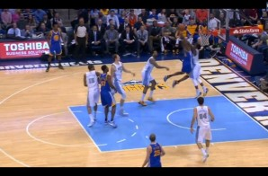 Harrison Barnes Posterizes Aaron Brooks (Video)