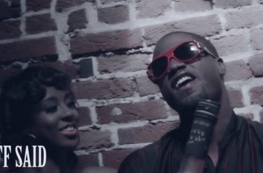 Nuff Said – Live It Up Ft. Ashan Miller (Video)