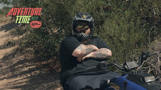WndI7Bi Adventure Time With Action Bronson (Part 4) (Video)