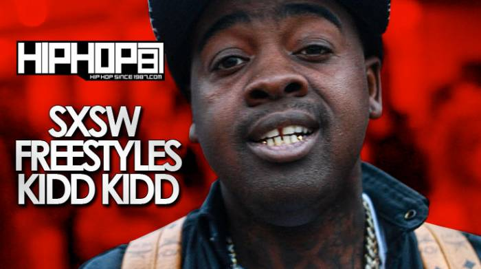 YoutubeTHUMBS 113 HHS1987: SXSW Freestyle – Kidd Kidd