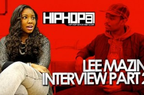 Lee Mazin Talks Endorsement Deals, Being A Role Model, Female Rappers In Philly & More With HHS1987
