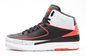 "Air Jordan 2 ""Infrared 23″ (Photos)"