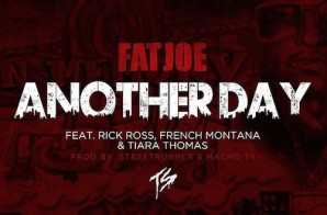 Fat Joe – Another Day ft. Rick Ross, French Montana & Tiara Thomas