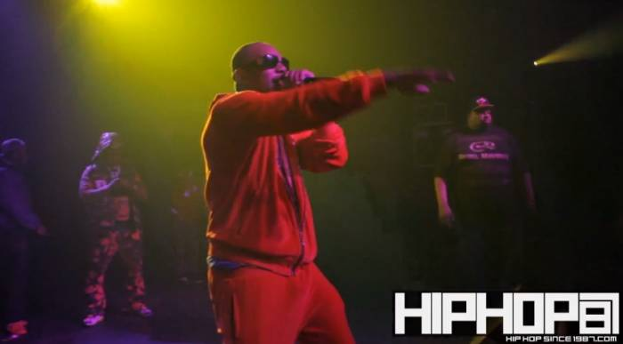 camtla Camron Performs Live & Brings Out Juju At The TLA In Philly (04/03/14) (Video)