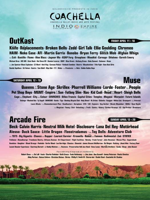 coachella Coachella Music Festival   Weekend 1 Live Stream
