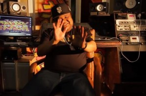 Fred The Godson – The Session 3 Freestyle (Video)