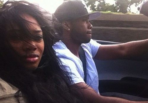 ifwt Yandy Smith Mandeecees Harris 1 1 Real Love And Hip Hop: Yandy Smith Puts Up $200K And Bails Out Future Husband Mendeecees