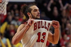 Joakim Noah Named the 2013-14 NBA Defensive Player of the Year