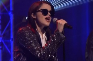 Sky Ferreira – I Blame Myself (Live On Jimmy Fallon) (Video)