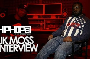 "Lik Moss Talks 'The Transition"" Mixtape, OBH, AR-AB Coming Home In 5 Months & more (Video)"