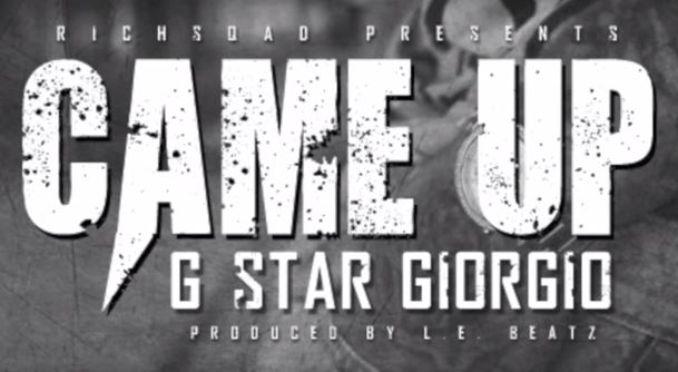 newvideoss G$tar Giorgio   Came Up (Prod. By L.E. Beatz)