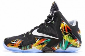 "Nike Lebron XI ""Everglades"" (Photos)"