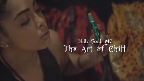 nittyscottnewvideo Nitty Scott   The Art Of Chill x #CHILLUMINATI Tuesdays (Trailer)