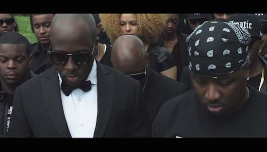 nnknyeE Wyclef Jean – April Showers ft. Troy Ave (Video)