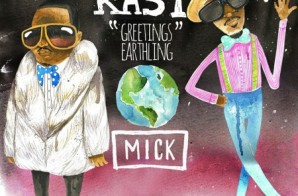 MICK – Greetings Earthling: Outkast Rarities & Remixes (Mixtape)