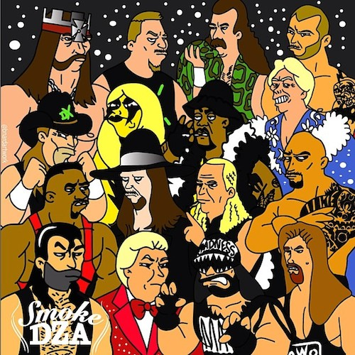 ringside2 Smoke DZA & 183rd – Ringside 2 (EP)