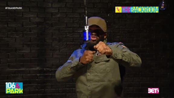 thebackroomBET Pharoahe Monch   Backroom Freestyle (Video)