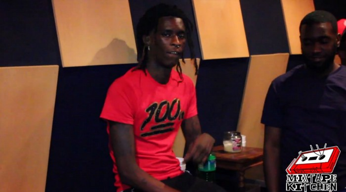 thugga 1 Young Thug Strapped In The Hood (Video)