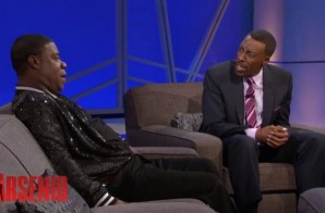 Tracy Morgan Explains How He Got Kicked Out Of Prince's House (Video)
