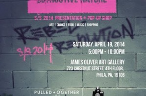 Dstructive Nature Presents: Rebel Revolution Fashion Show (Spring/Summer 2014 Collection)