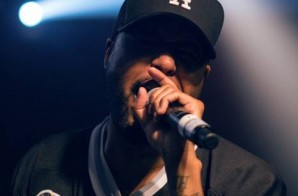 water1 298x196 Dom Kennedy Performs In London (Photos By Ashley Verse)
