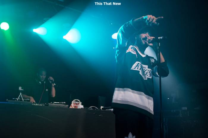 water4 Dom Kennedy Performs In London (Photos By Ashley Verse)