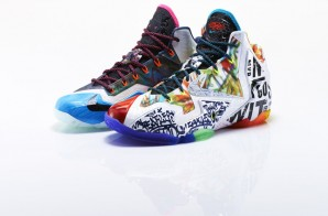 "Nike LeBron 11 ""What the LeBron"" (Photos & Release Info)"