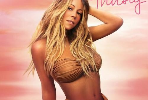 Mariah Carey – Thirsty Ft. Rich Homie Quan (Prod. By Hit-Boy)