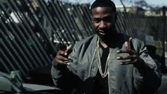 6CfqpOu Ransom – Shampain Ft. Jadakiss & Raekwon (Video)