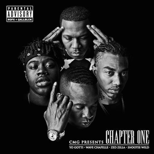 M3tXMRr Yo Gotti & CMG – Chapter One (Mixtape)