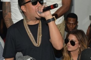 PAW 8036 298x196 French Montana & Khloe Kardashian At ATLs Compound Nightclub (Photos)