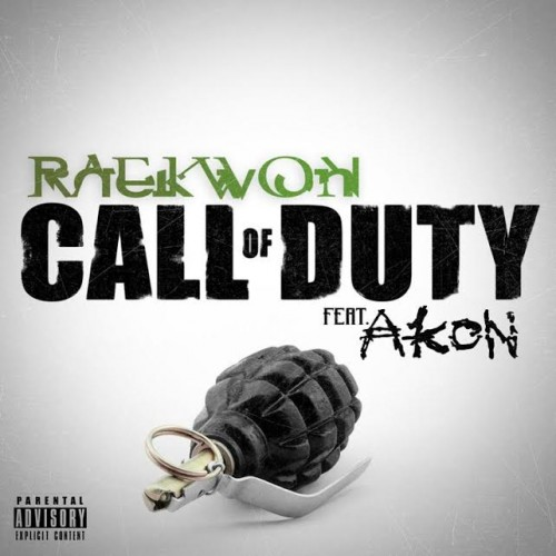 Raekwon Call Of Duty Ft Akon Raekwon   Call Of Duty Ft. Akon (Preview)