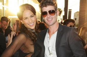 Robin Thicke Debuts New Track For Paula Patton At 2014 Billboard Music Awards (Video)
