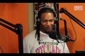 Mag-B Freestyles on the Sway in The Morning Show (Video)