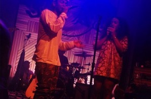SZA & Kendrick Lamar – Babylon (Live At Red Bull Studios) (Video)