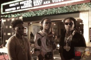 Migos – Fight Night (Behind The Scenes Video)
