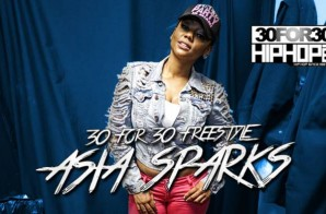 [Day 15] Asia Sparks – 30 For 30 Freestyle (Video)