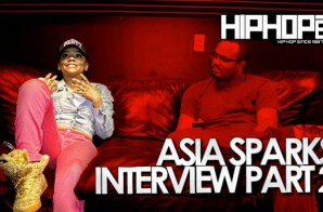 Asia Sparks Talks Beef With Lee Mazin, Working With Pusha T and Miguel, Making Beats & More With HHS1987