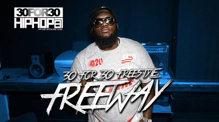 YoutubeTHUMBS MAY 153 [Day 29] Freeway   30 for 30 Freestyle (Video)