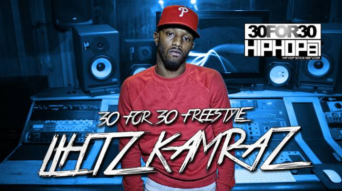 day 23 lihtz kamraz 30 for 30 freestyle video HHS1987 2014 [Day 23] Lihtz Kamraz   30 For 30 Freestyle (Video)