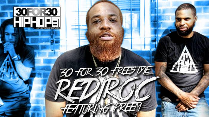 day 26 rediroc preem 30 for 30 freestyle video HHS1987 2014 [Day 26] RediRoc & Preem   30 for 30 Freestyle (Video)