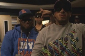 Fam Juice Cypher Ft. Freeway, Peedi Crakk & Ryan Bank$ (Video)
