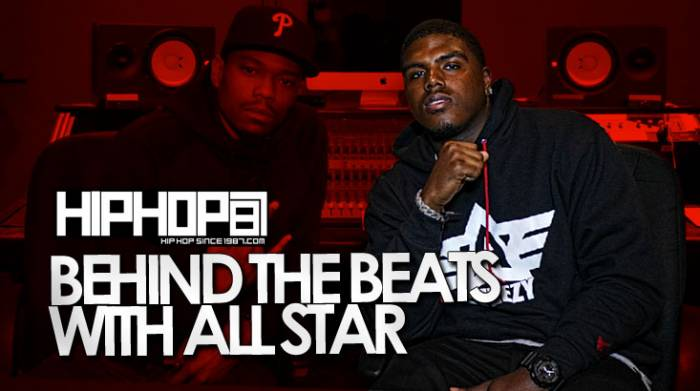 HHS1987 Presents Behind The Beats with All Star (Video)