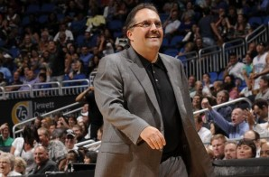 The Detroit Pistons hire Stan Van Gundy as their new Head Coach & President of Basketball Operations