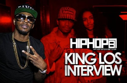 King Los Talks 'Zero Gravity 2', Being Respected As A Lyricist & More With HHS1987 (Video)