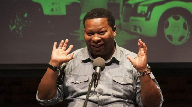 mannie 630x353 Mannie Fresh Liberates New Yasiin Bey FKA Mos Def Record At NPR's Microphone Check Podcast In D.C. (Video)